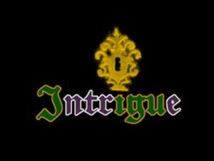 Intrigue (nom provisoire)