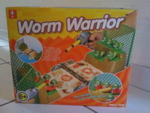 Worm Warrior