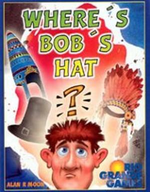 Where's Bob's Hat ?