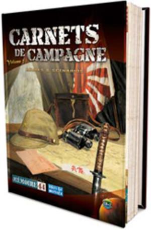 Mémoire 44 : Carnets de Campagne Vol.2
