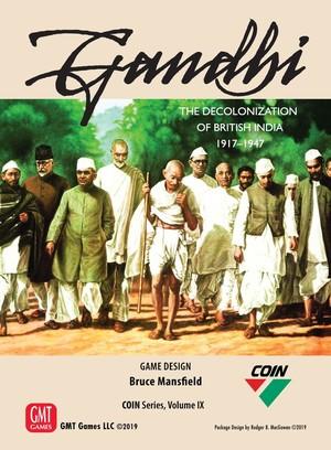 Gandhi: The Decolonization of British India, 1917–1947