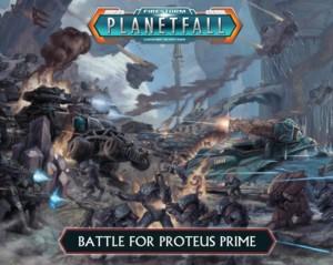 Firestorm: Planetfall - Battle for Proteus Prime