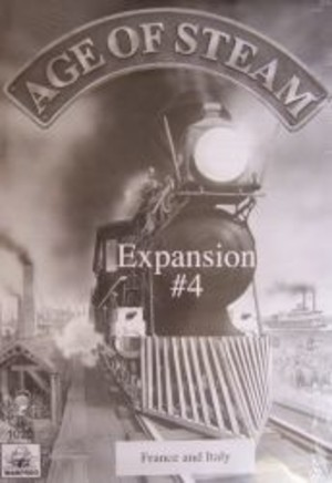Age of Steam : Expansion #4
