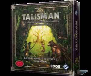 Talisman: Le Royaume Sylvestre