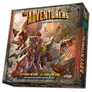 The Adventurers : le Temple de Chac (revised)