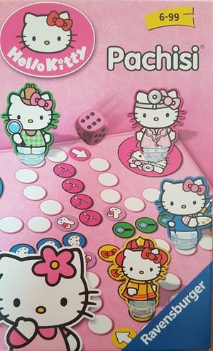 Hello Kitty, Pachisi