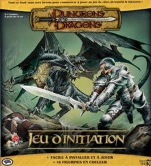 Dungeons & Dragons - Jeu d'initiation