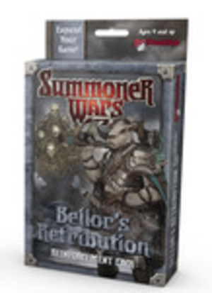 Summoner Wars: Bellor's Retribution Reinforcement Pack