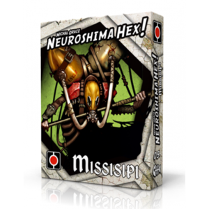 Neuroshima Hex : Army Pack - Mississippi
