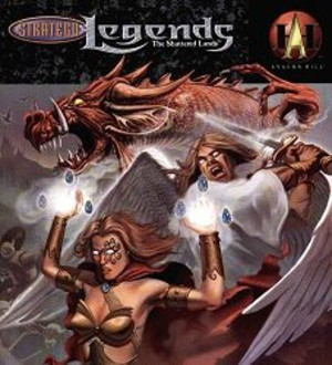 Stratego Legends : Qa'ans Resurgence