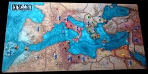Mare Nostrum - Tapis de jeu