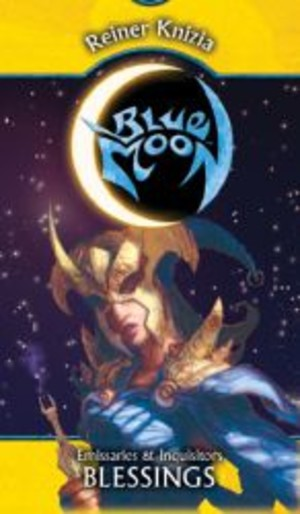 Blue Moon : Emissaries & Inquisitors - Blessings