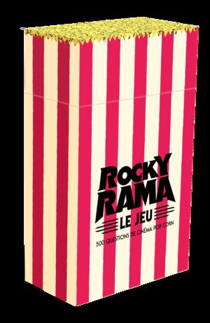 ROCKYRAMA - LE JEU