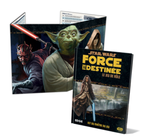 Star Wars : Force et Destinée. Kit du MJ