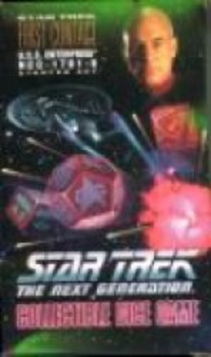 Star Trek the Next Generation Collectible Dice Game