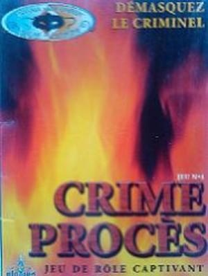Crime et procès