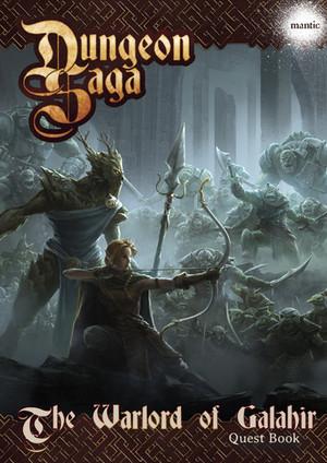 Dungeon Saga - Le Seigneur de Galahir