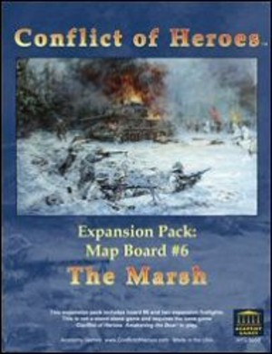 Conflict of Heroes : The Marsh
