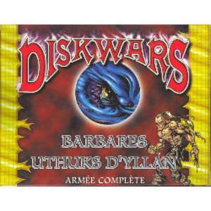Diskwars - Barbares Uthuks d'Yllan