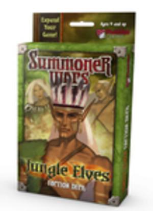 Summoner Wars : Jungle Elves Faction Deck