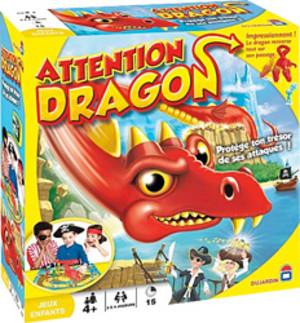 Attention Dragon