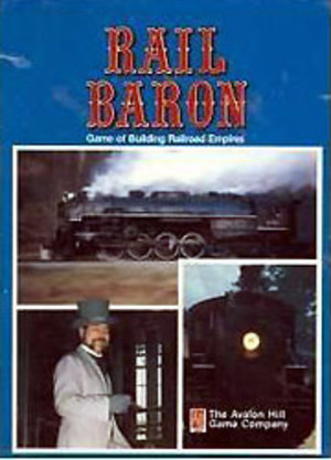 Rail Baron