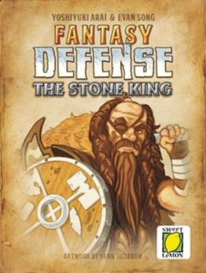 Fantasy Defense The Stone King