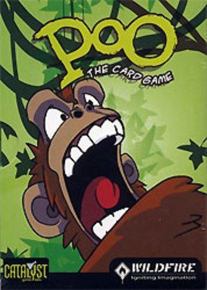 Poo : the card game