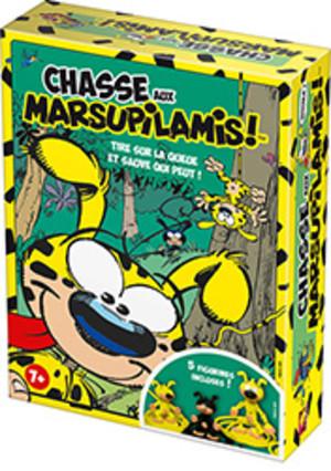 Chasse aux Marsupilamis !