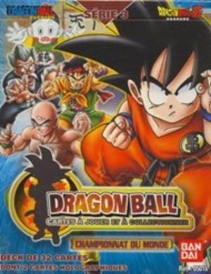 Dragon Ball : Serie 3 Starter - Championnat Du Monde
