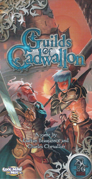 Guilds of Cadwallon, le projet à 2338% !