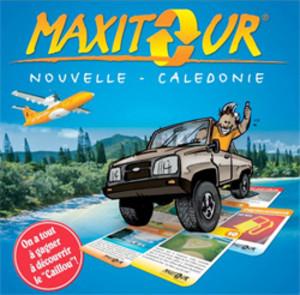 Maxitour Nouvelle Calédonie