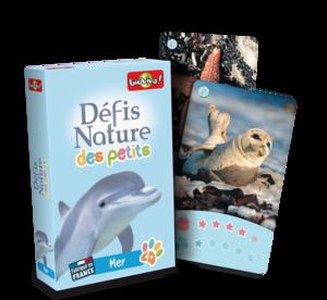 Défis Nature des Petits Mer