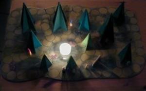 Jeux de la lumière