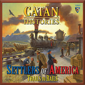 Settlers of America - Trails to Rails