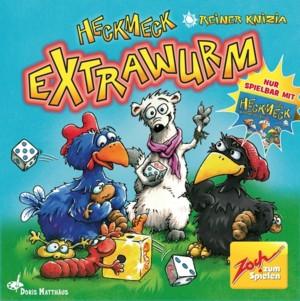 Heckemeck Extrawurm