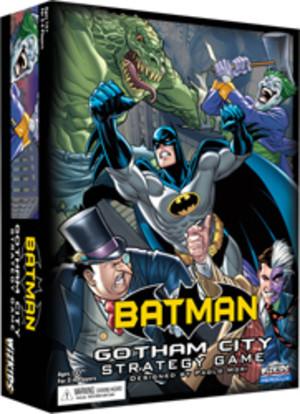 Batman : Gotham City Strategy Game