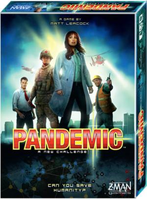Pandémie, le nouveau challenge