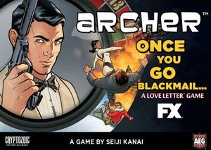 Archer : Once You Go Blackmail