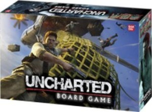 Uncharted board gam!e