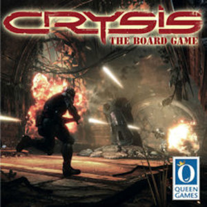 Crysis Analogue Edition : The boardgame