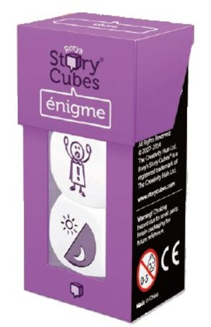 Rory's Story Cubes - Enigme