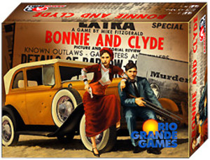 Mystery Rummy : Bonnie and Clyde