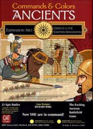 Commands and Colors - Ancients : Greece & the Eastern Kingdoms