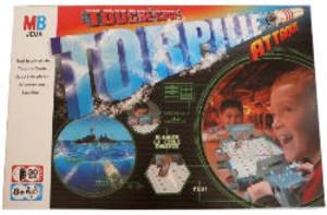 Touché-Coulé Torpille Attaque