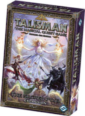 Talisman : The Sacred Pool