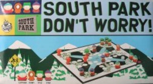 South Park - don't worry!