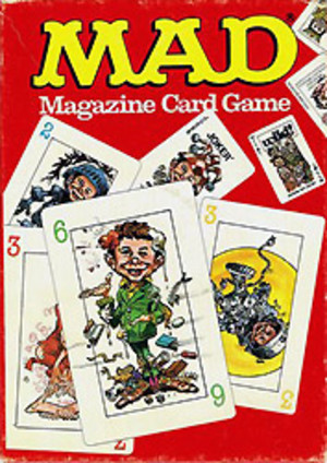 Mad Magazine Card Game
