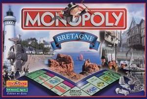 Monopoly - Bretagne