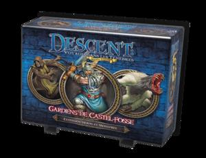 Descent Seconde Édition : Gardiens de Castel-Fosse